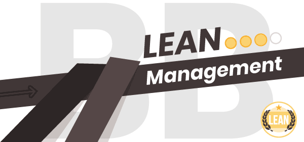 Formation Lean management black belt